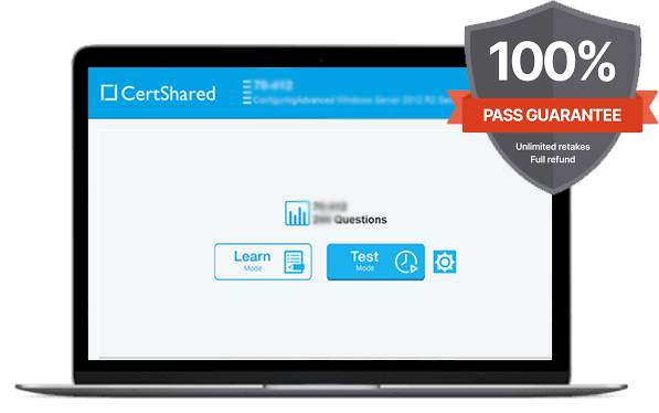 MD-100 Practice test dumps